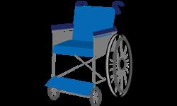 車椅子無料貸出し